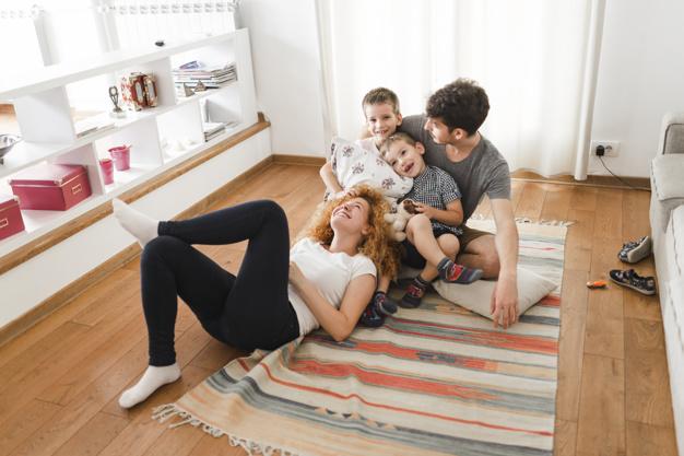 la terapia familiar puede ayudar a mantener un hogar estable