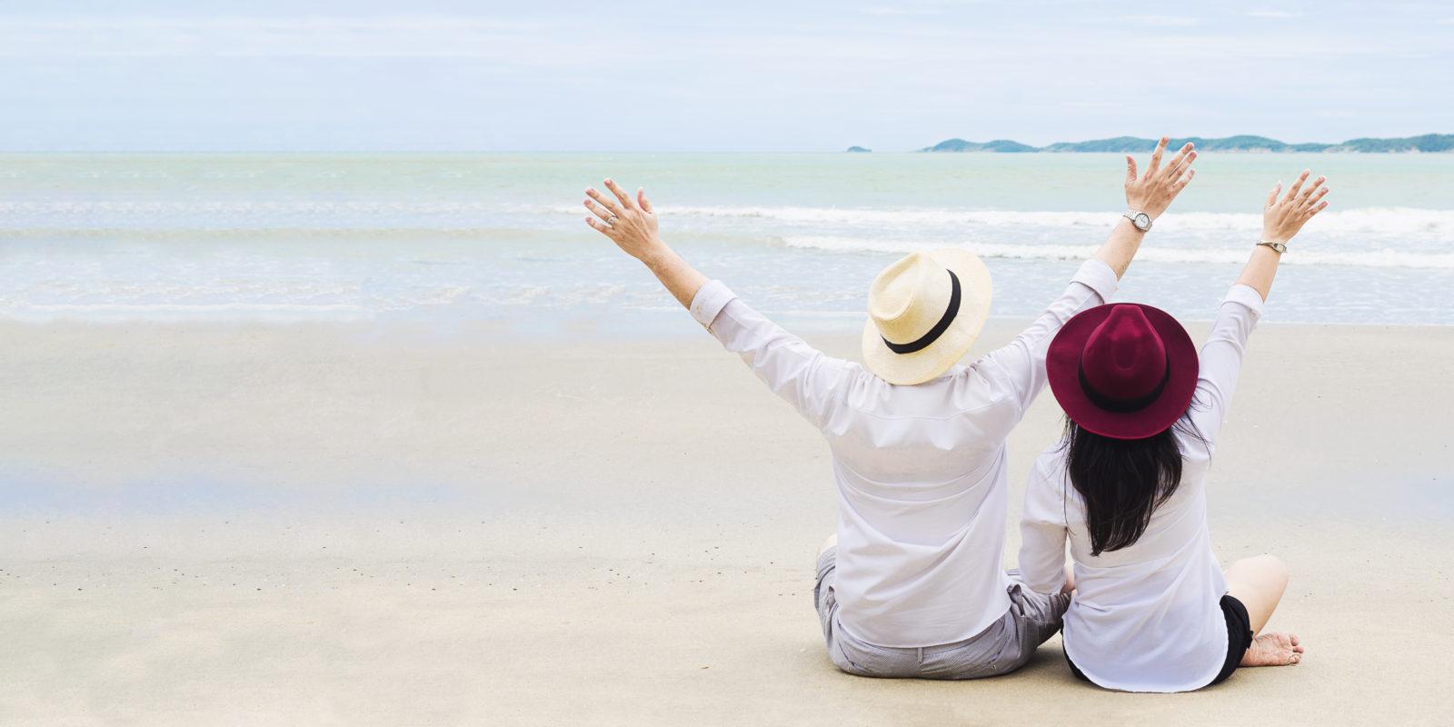 ¿Como disfrutar de las vacaciones en pareja y familia?